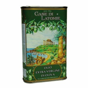 ORGANIC Extra Virgin Olive Oil 3000 ml